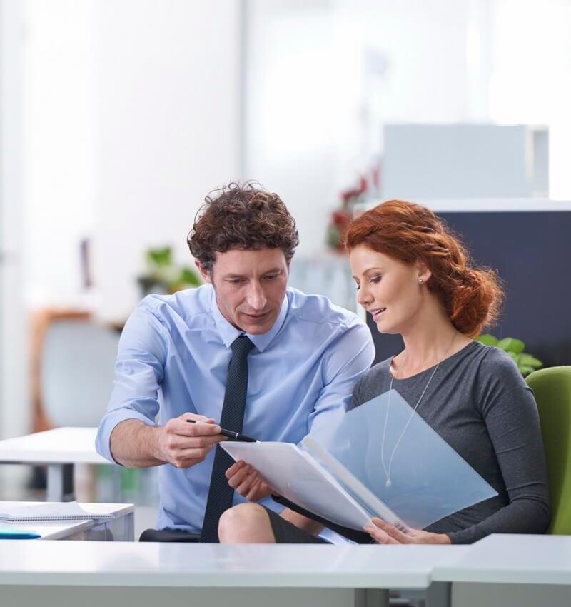 Was uns ausmacht - wir als Arbeitgeber