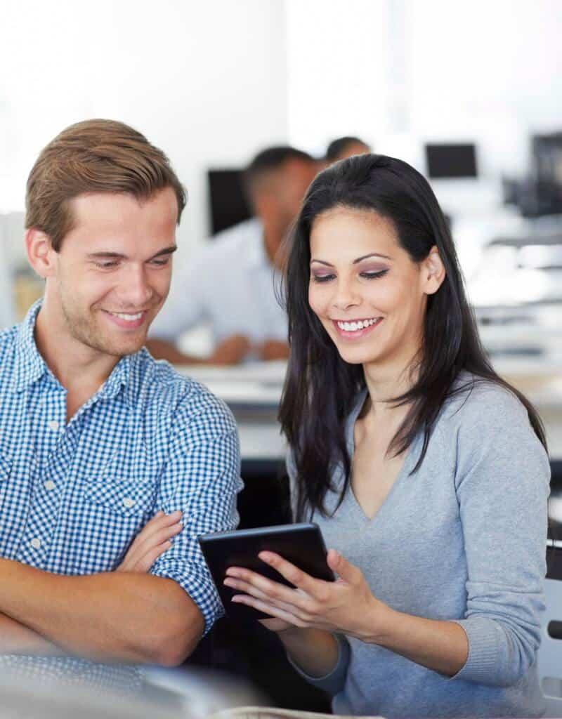 Wen wir suchen - wir als Arbeitgeber